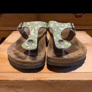 Women's Papillio Birks sandals size 10 EU40